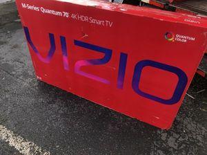 """70"""" VIZIO M706-G3 QUANTUM 4K UHD HDR LED SMART TV 120HZ 2160P *FREE DELIVERY* for Sale in Tacoma, WA"""