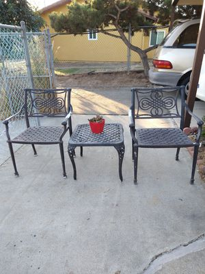 Patio set for Sale in San Marcos, CA