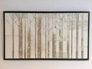 Canvas Painting Birch Trees for Sale in Lake Oswego, OR