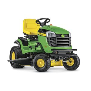 John Deere E130 22-HP V-twin Side By Side Hydrostatic 42-in Riding Lawn Mower with Mulching Capability (Kit Sold Separately). Model # 896851 for Sale in Tacoma, WA