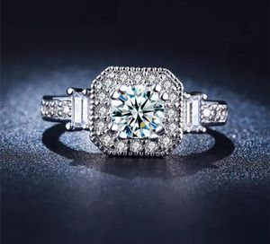 $10 new size 7 silver plated CZ ring for Sale in Ballwin, MO
