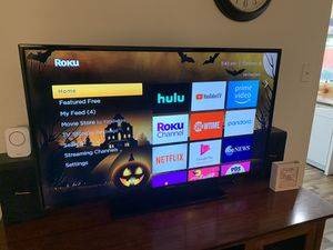 """Samsung 50"""" TV for Sale in Rancho Cucamonga, CA"""