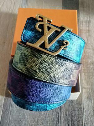 2020 Louis Vuitton belt for Sale in New Carrollton, MD