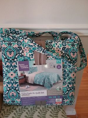 Better Homes and Gardens Quilt set for Sale in Chesapeake, VA