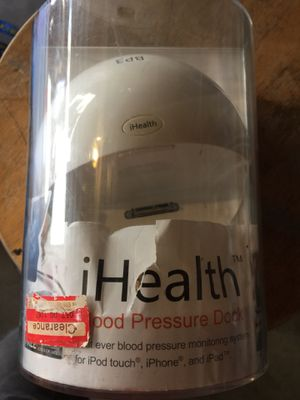 I health blood pressure dock for Sale in Industry, CA