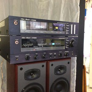 Studio Standard by Fisher Am/fm Stereo Tuner & Amplifier for Sale in Hawthorne, CA