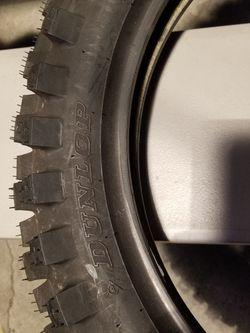 New Dunlop Rear Dirt Bike Tire for Sale in Bellflower,  CA