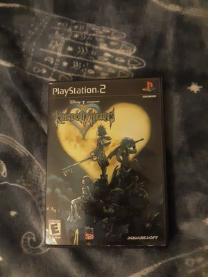 Kingdom Hearts PlayStation 2 for Sale in Las Vegas, NV