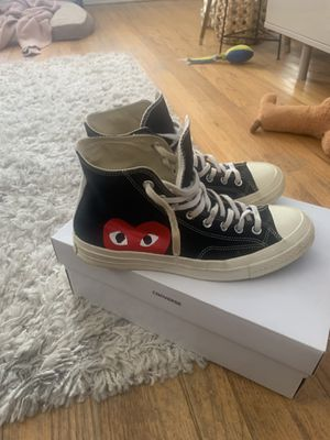 Converse CDG size 11 for Sale in Denver, CO