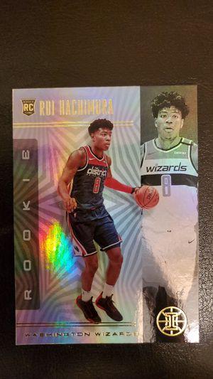 Baseball card- 2019 Rui Hachimura for Sale in Alexandria, VA