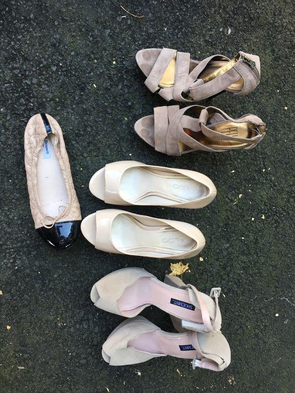 Aldo shoes free woman