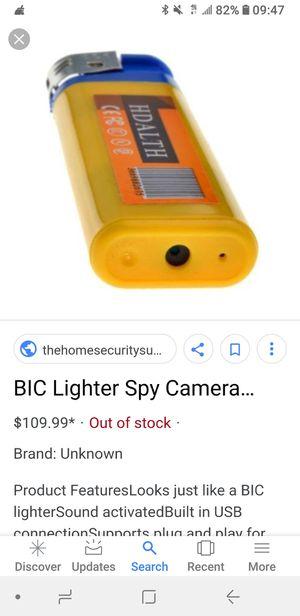 Spy cam 1080p hd for Sale in Riverside, CA