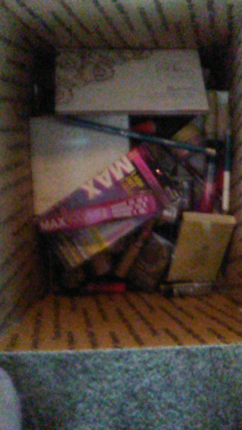 Mililani hard candy maybelline Avon covergirl coverall much clinique Jordana covergirl much more