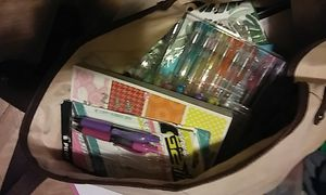 gel pens markers art supplies for Sale in Dayton, OH