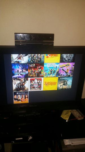 Xbox one with Kinect for Sale in Columbus, OH