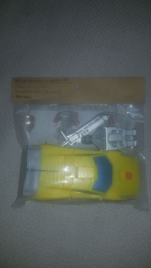 Sunstreaker transformer (combiner wars) for Sale in Matthews, NC