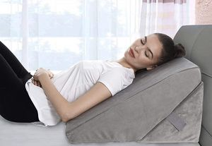 NEW adjustable 9&12 Inch Folding Memory Foam Incline Cushion System for Legs and Back Support Pillow for Sale in Murrieta, CA