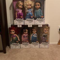 Disney Princess Animators Collection for Sale in Los Angeles,  CA