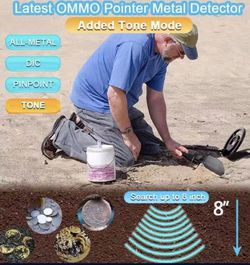 New Metal Detector Never Open for Sale in Upland,  CA