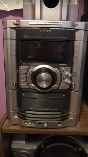 Sony Stereo for Sale in Roseville, MI