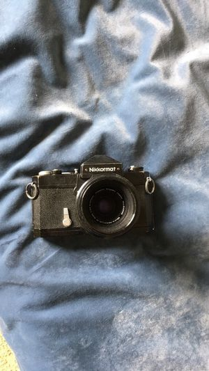 Nikkormat Film Camera (great condition) for Sale in Cary, NC