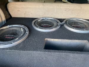 No amps included for Sale in NORTH DINWIDDIE, VA
