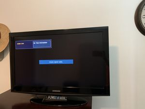 "Samsung 32"" LCD TV-HD 720p for Sale in Lynnwood, WA"