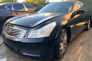 2007-2015 INFINITI G37 G35 G25 Q40 SEDAN PART OUT! for Sale in Fort Lauderdale, FL