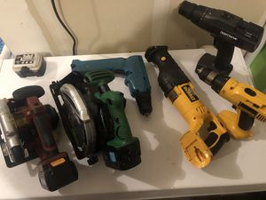 Tons of Power tools!!! for Sale in Marysville, WA