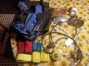 Scuba diving gear for Sale in Wichita, KS