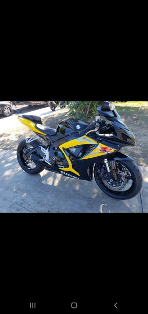 2006 gsxr 750 Clean Title Firm for Sale in Bloomington, CA