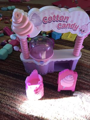 Shopkin cotton candy set for Sale in Arnold, MO