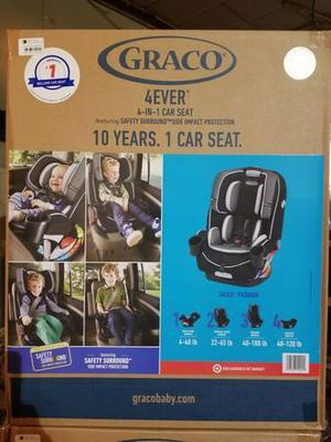 Graco 4 Ever All In One Convertible Car Seat for Sale in Beaverton, OR