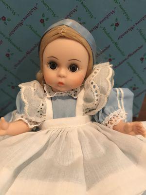 Signed Madame Alexander Alice in Wonderland doll for Sale in McLean, VA