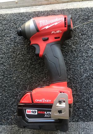 M18 Impact Milwaukee ONE KEY for Sale in Portland, OR