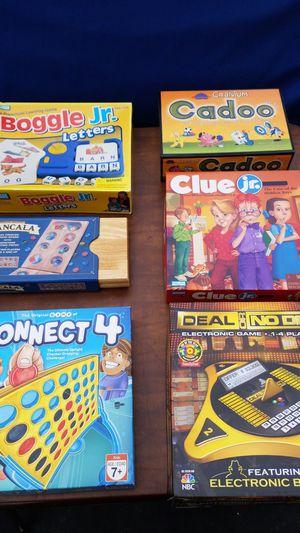Board games for Sale in Woodridge, IL