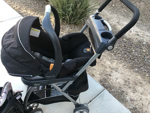 Chicco Keyfit 30, Keyfit Caddy and Base for Sale in Las Vegas, NV