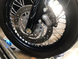 """Trade 19"""" dyna front wheel and tire for Sale in Norco, CA"""