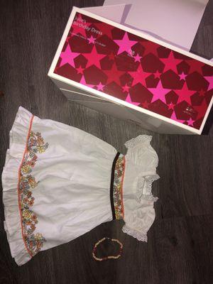 American girl doll Julie's birthday dress for Sale in Laguna Hills, CA