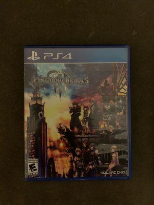 Kingdom Hearts 3 for Sale in Portsmouth, VA