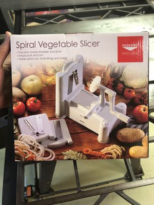 Spiral vegetable slicer for Sale in Fairfax, VA