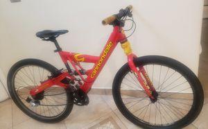 "Cannondale Super V500 Mountain Bike 26"" for Sale in Orlando, FL"