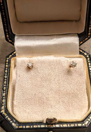 Diamond earrings for Sale in Franklin, TN