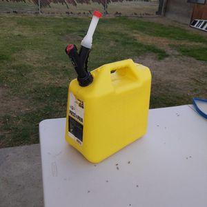5 Gallon Diesel Can for Sale in Pico Rivera, CA