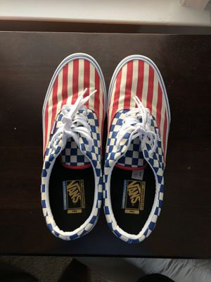 Vans Skate Pro 50th Anniversary Size 13 for Sale in Chesterfield, VA