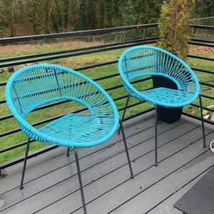 Acapulco Patio Chairs for Sale in West Linn, OR