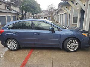 Subaru IMPREZA 89k perfect condition, mechanical transmission for Sale in Plano, TX