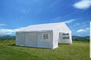 Heavy duty party tent gazebo canopy 20x20 for Sale in Chicago, IL