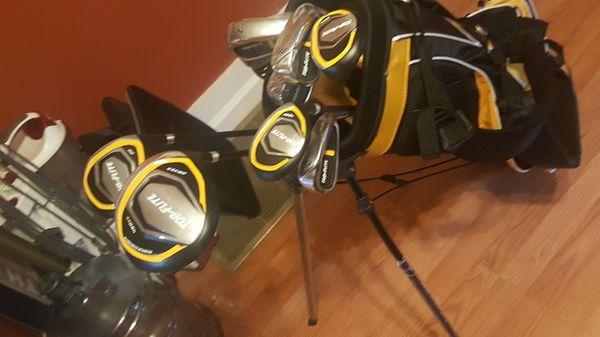 Top flight golf clubs
