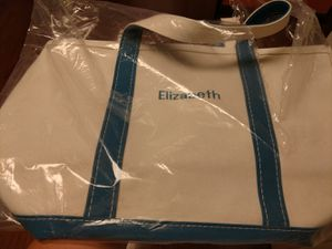LL Bean tote bag for Sale in Charlotte, NC